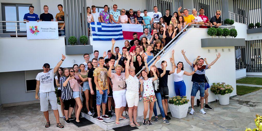 Podsumowanie praktyk zawodowych w Grecji