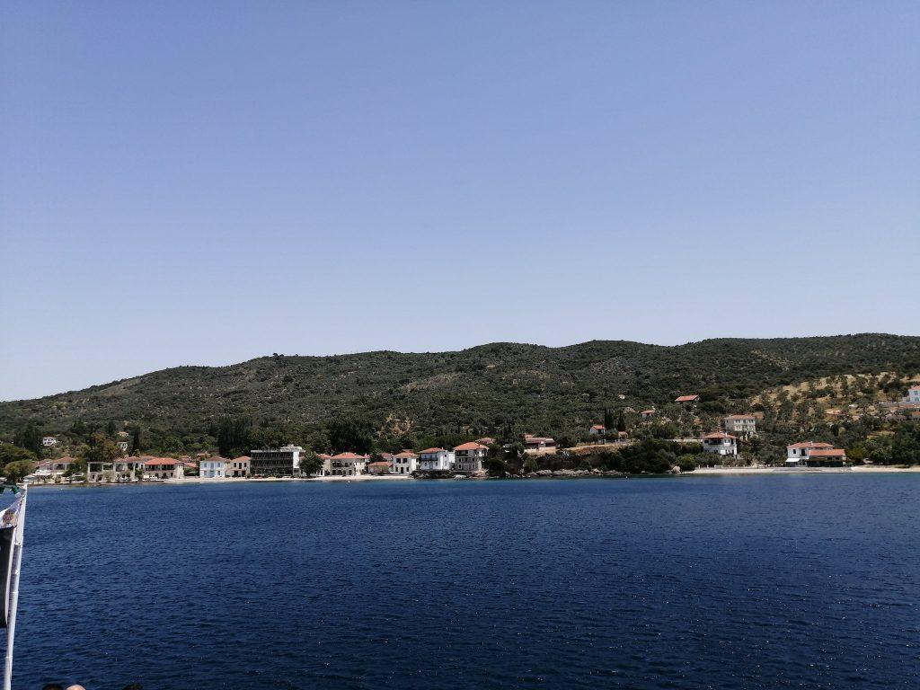 Grecki relaks, czyli kolejny dzień na praktykach zawodowych 🙂